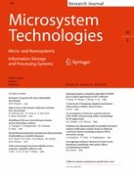 Microsystem Technologies 4/2018