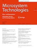 Microsystem Technologies 1/2019