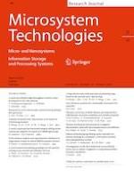 Microsystem Technologies 10/2019