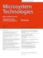 Microsystem Technologies 8/2019