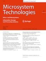 Microsystem Technologies 3/2020