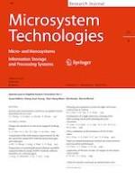 Microsystem Technologies 4/2021