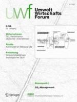 NachhaltigkeitsManagementForum | Sustainability Management Forum 2/2008