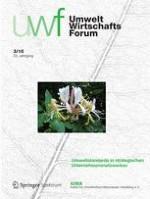 NachhaltigkeitsManagementForum   Sustainability Management Forum 3/2015