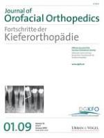 Journal of Orofacial Orthopedics / Fortschritte der Kieferorthopädie 1/2009
