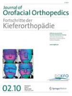 Journal of Orofacial Orthopedics / Fortschritte der Kieferorthopädie 2/2010