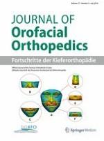 Journal of Orofacial Orthopedics / Fortschritte der Kieferorthopädie 4/2016