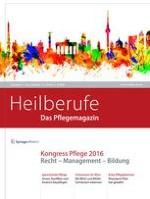 Heilberufe 1/2016