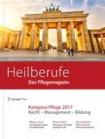 Heilberufe 1/2017