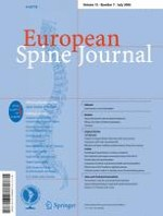 European Spine Journal 7/2006