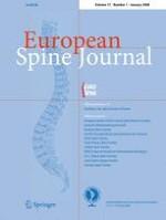 European Spine Journal 1/2008