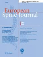 European Spine Journal 2/2008