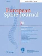 European Spine Journal 5/2008