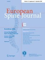 European Spine Journal 4/2009