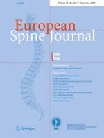 European Spine Journal 9/2009