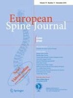 European Spine Journal 11/2010
