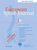 European Spine Journal 3/2010