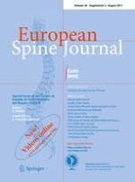 European Spine Journal 3/2011