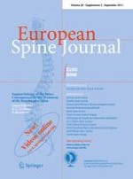 European Spine Journal 5/2011