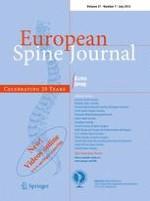 European Spine Journal 7/2012