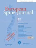 European Spine Journal 10/2013