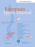 European Spine Journal 2/2013
