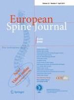 European Spine Journal 4/2013