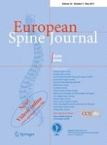 European Spine Journal 5/2013