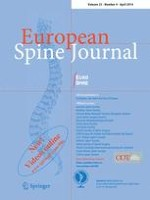 European Spine Journal 4/2014