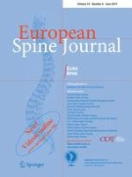European Spine Journal 6/2014