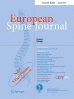 European Spine Journal 1/2015