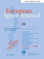 European Spine Journal 5/2015