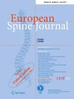 European Spine Journal 6/2015