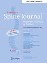 European Spine Journal 11/2016