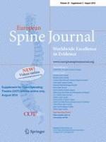 European Spine Journal 2/2016