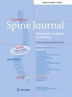 European Spine Journal 5/2017