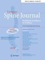 European Spine Journal 5/2017