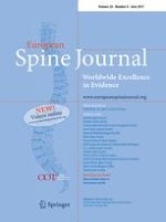 European Spine Journal 6/2017
