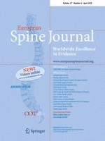 European Spine Journal 4/2018
