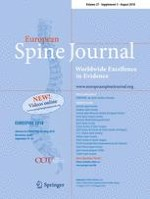 European Spine Journal 5/2018