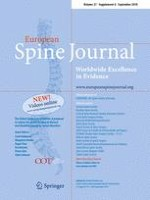 European Spine Journal 6/2018