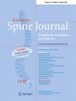 European Spine Journal 8/2018