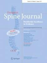 European Spine Journal 8/2019