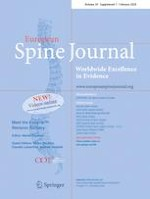 European Spine Journal 1/2020