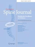 European Spine Journal 4/2020