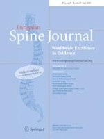 European Spine Journal 7/2020