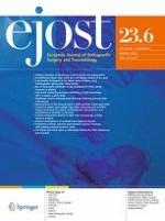 European Journal of Orthopaedic Surgery & Traumatology 6/2013