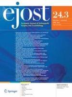 European Journal of Orthopaedic Surgery & Traumatology 3/2014