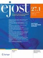 European Journal of Orthopaedic Surgery & Traumatology 1/2017