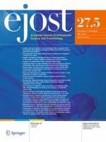 European Journal of Orthopaedic Surgery & Traumatology 5/2017